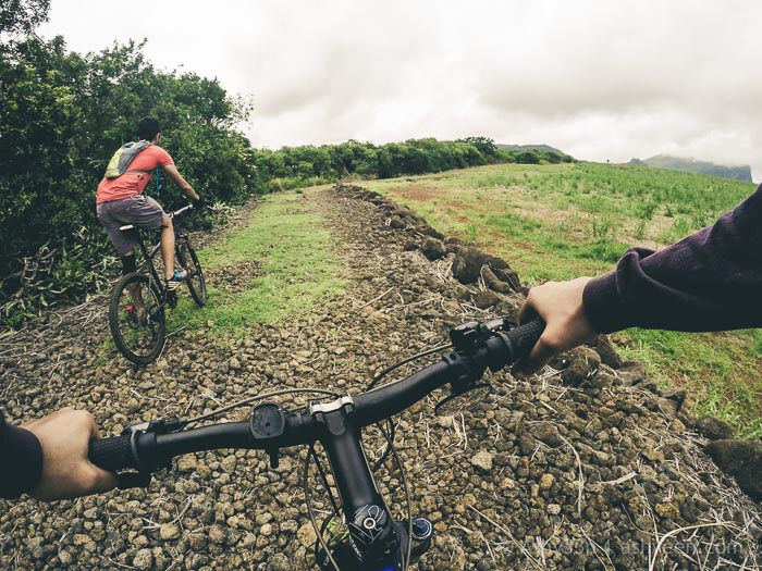 MTB Mauritius - Beau Songes - Riviere Rempart