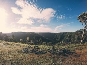 MTB Ride Macchabee Trail - Viewpoint 1