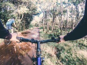MTB Ride Macchabee Trail