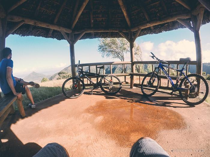 MTB Ride Macchabee Trail - Macchabee Viewpoint