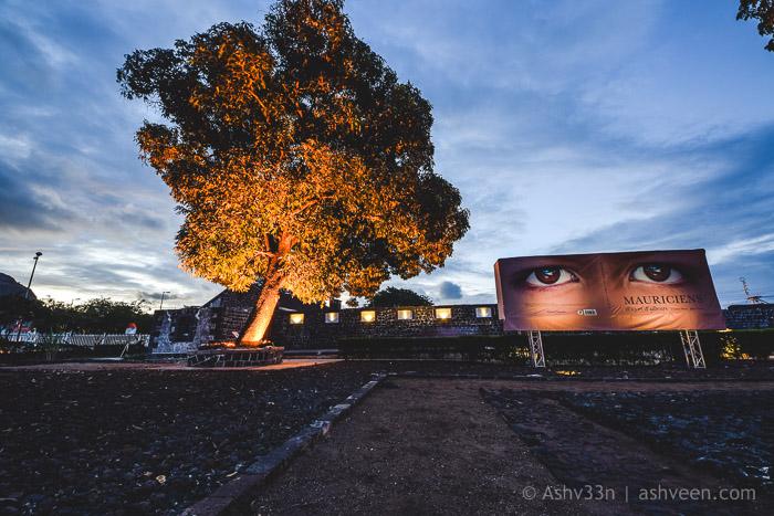 Porlwi by Light - Aapravasi Ghat