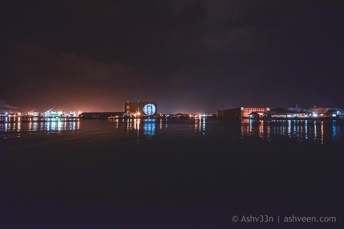 Porlwi by Light - Caudan Waterfront