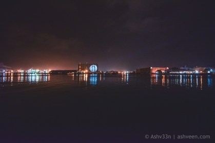 Porlwi by Light - Caudan Waterfront