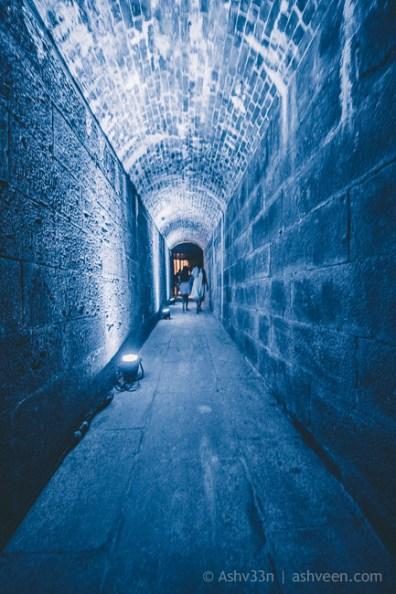 Porlwi by Nature - Citadel - Inner Tunnels