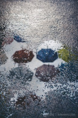 Porlwi by Nature - Water Puddle Reflection