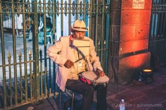 Porlwi by Nature - Bourbon Street - Music Performance