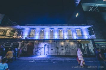 Porlwi by Nature - Bourbon Street - Old Building