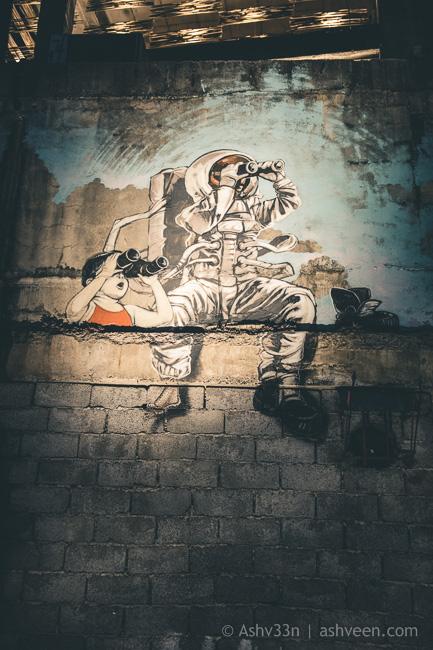 Porlwi by Nature - Bourbon Street - Wall Art