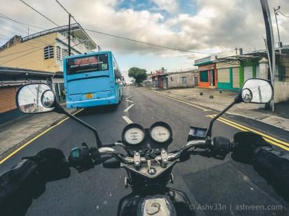 Adventure Trip: Vacoas - Haojue 125