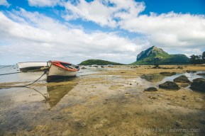 Road Trip - Le Morne - Mauritius - Low Tide