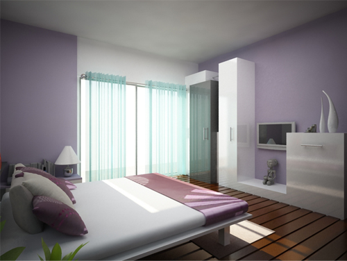 Master Bedroom Interior Design Style
