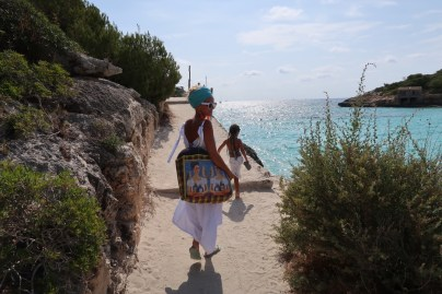 Cala Mondrago walk