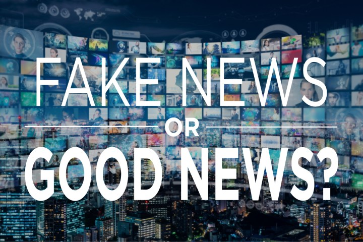 Fake News or good news