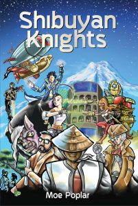 Shibuyan Knights Cover