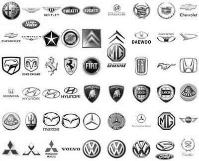 Эмблемы автомобилей мира с названиями. — Узнаю свое Авто!