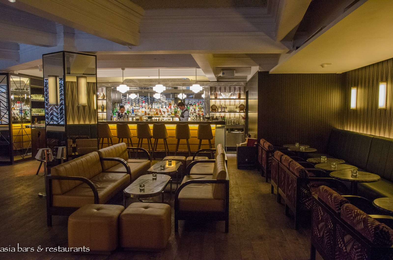 The Powder Room – Cocktail Lounge In Singapore