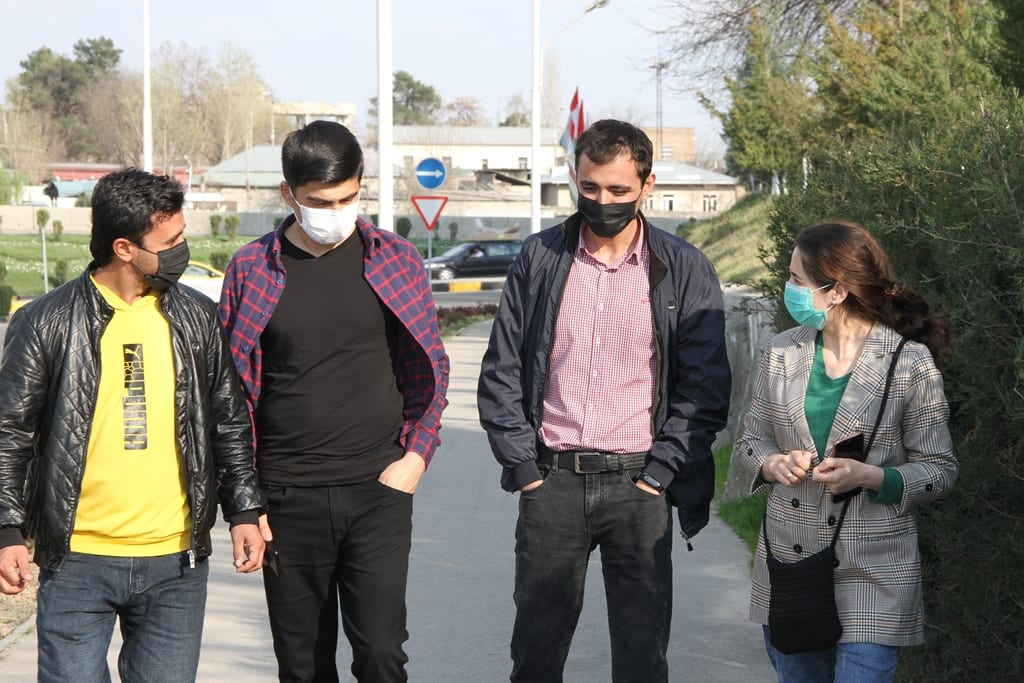 Таджикистан, сроки виз, коронавирус, продлит визы и регистрации иностранцам