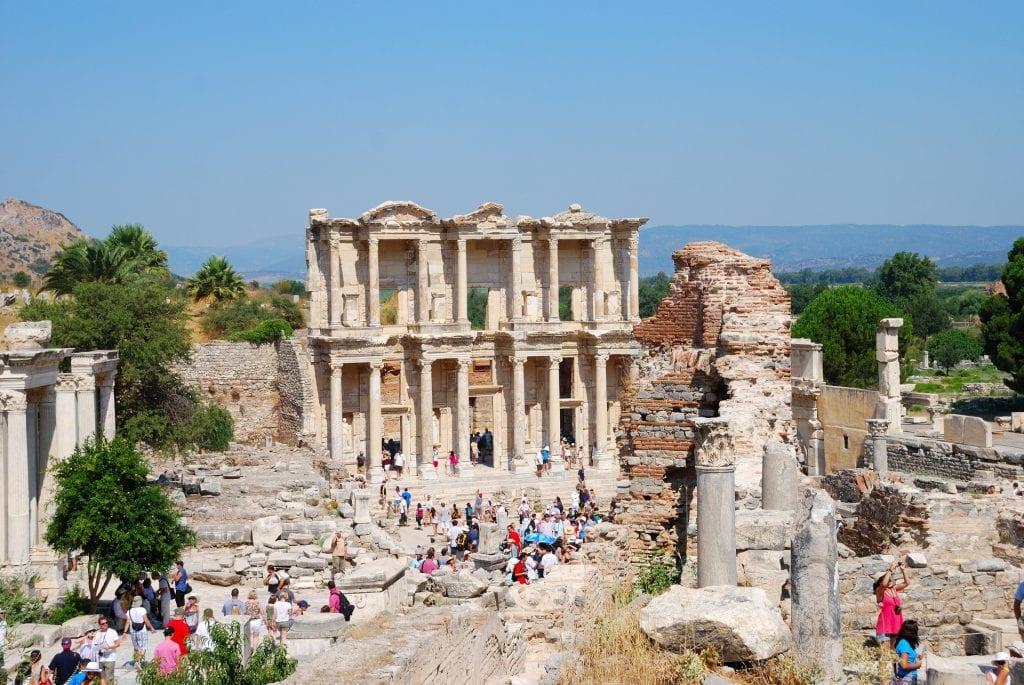 Эфес, Турция, факты о Турции, необычные факты о Турции