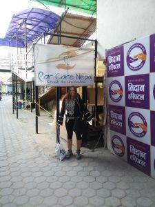 Oficina de Ear Care en Nidan Hospital