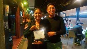 Milan Maharjan & Naresh Shakya