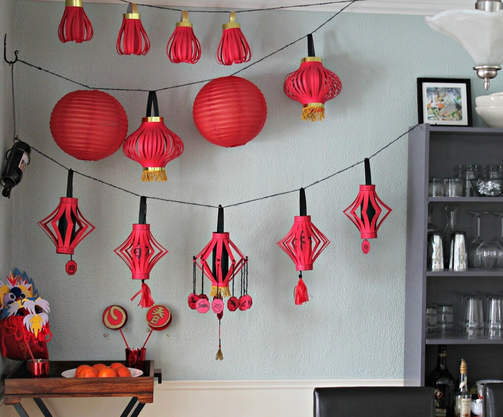 8 Stylish And Easy Chinese New Year Decorations Be Asia