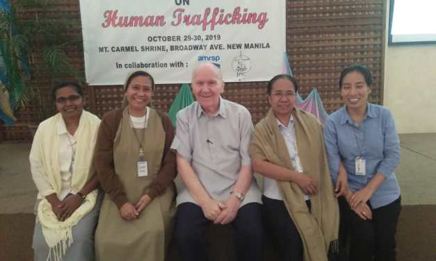 Conference on Pope Francis Pastoral Orientation on Human Trafficking