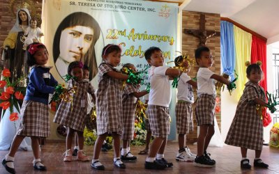 22 years of the Center in Lucena: foundation anniversary