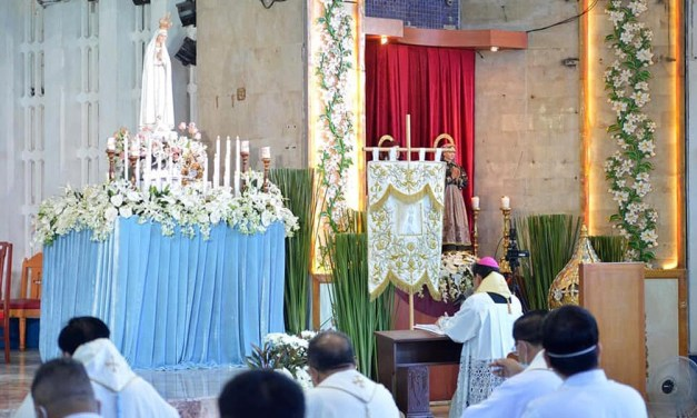 'We heal as one': Philippine bishops reconsecrate country to Mary