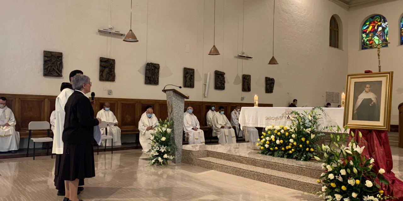 CELEBRATION OF THE 25TH ANNIVERSARY OF RELIGIOUS PROFESSION OF OUR GENERAL ANIMATOR