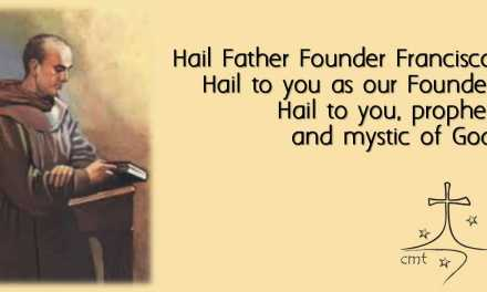 HYMN TO OUR FOUNDER