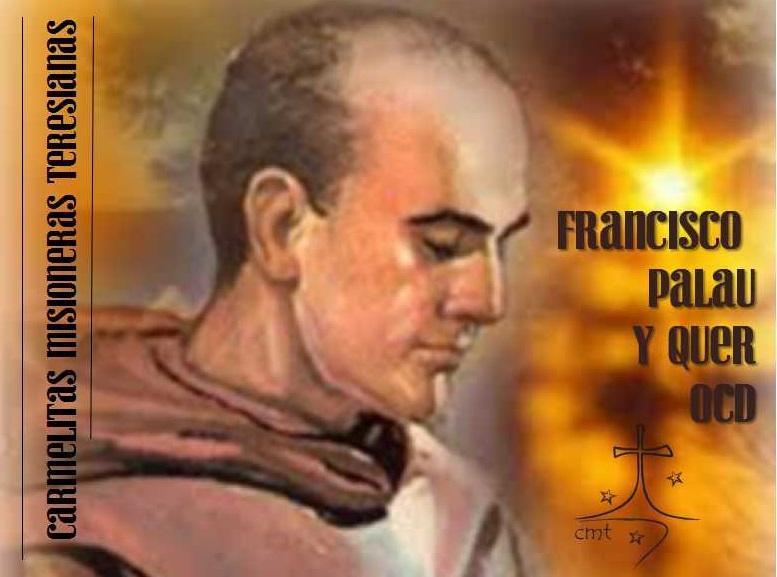 PRAYING WITH FRANCISCO PALAU
