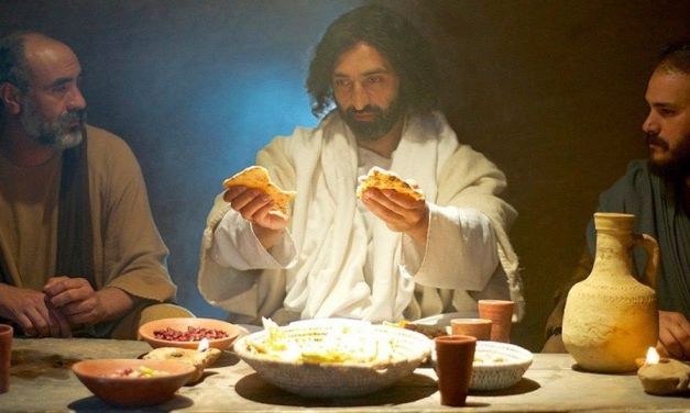 …THEY HAD RECOGNIZED JESUS IN THE BREAKING OF THE BREAD