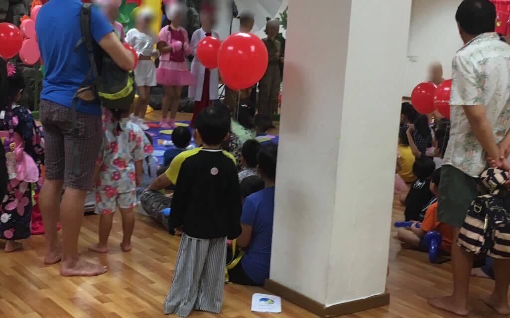 シンガポールで幼稚園・保育園(チャイルドケアセンター、キンダーガーデン)さがし ケーススタディ