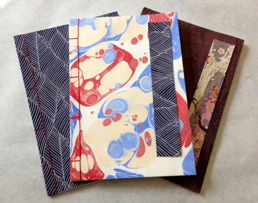 Handmade books and paper from Pyramid Atlantic.