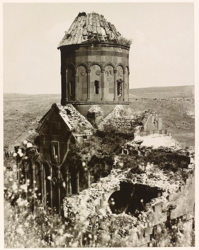 Ruins of the Church .