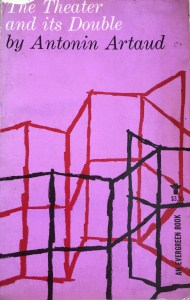 Cover of The Theater and its Double by Antonin Artaud