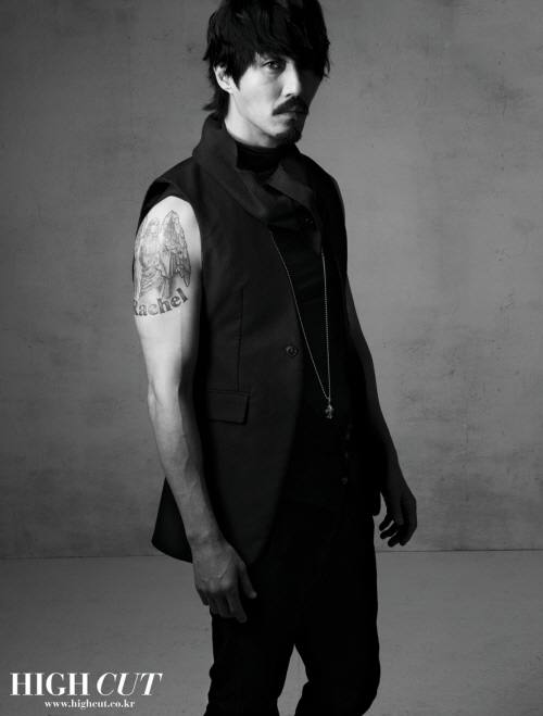 Cha Seung Won High Cut Vol 18 Asia 247
