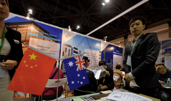 Why Are China's Richest Are Flocking To Australia?