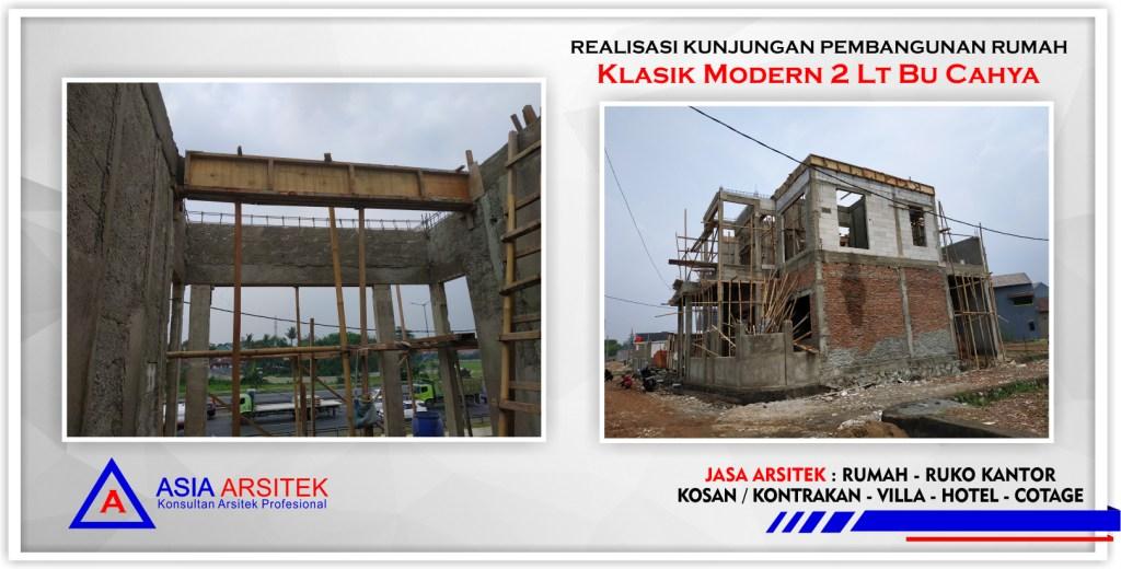 Realiasi-kunjungan-proyek-rumah-klasik-modern-2-lantai-bu-cahya-Bekasi-Barat-Asia-Arsitek-5