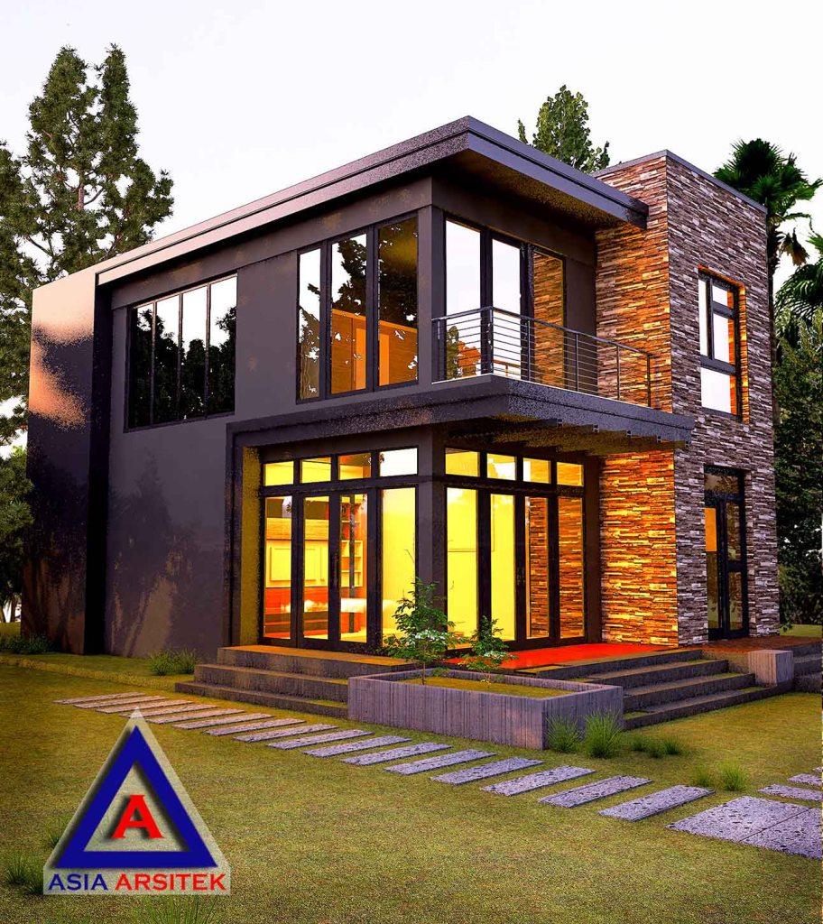 Desain Villa Model 3
