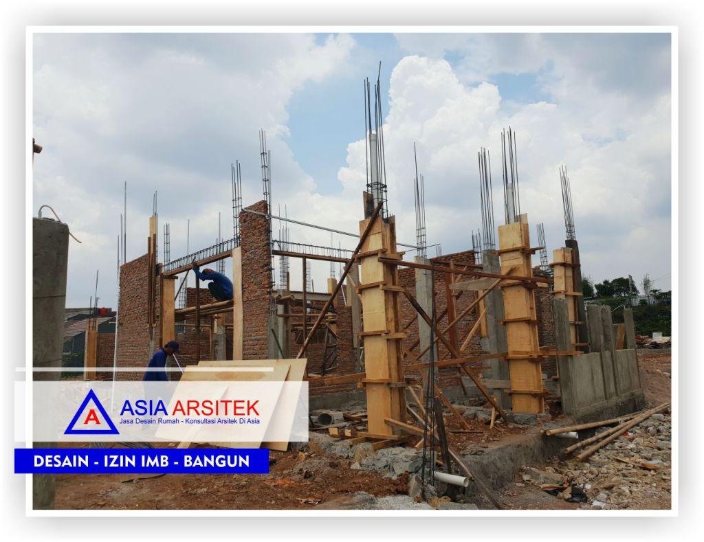 Proses-pembuatan-struktur-kolom-bekisting