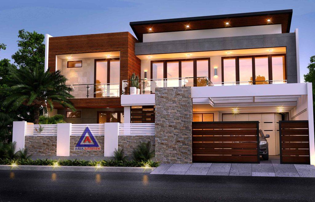 Desain Rumah Minimalis Model 3
