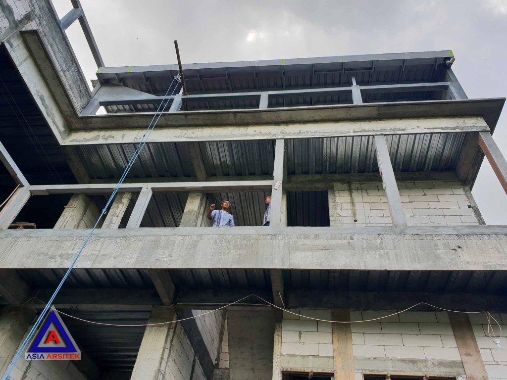 Realisasi Desain Rumah Classic Pak Wagiyanto Di Yogyakarta Kunjungan Januari 2019