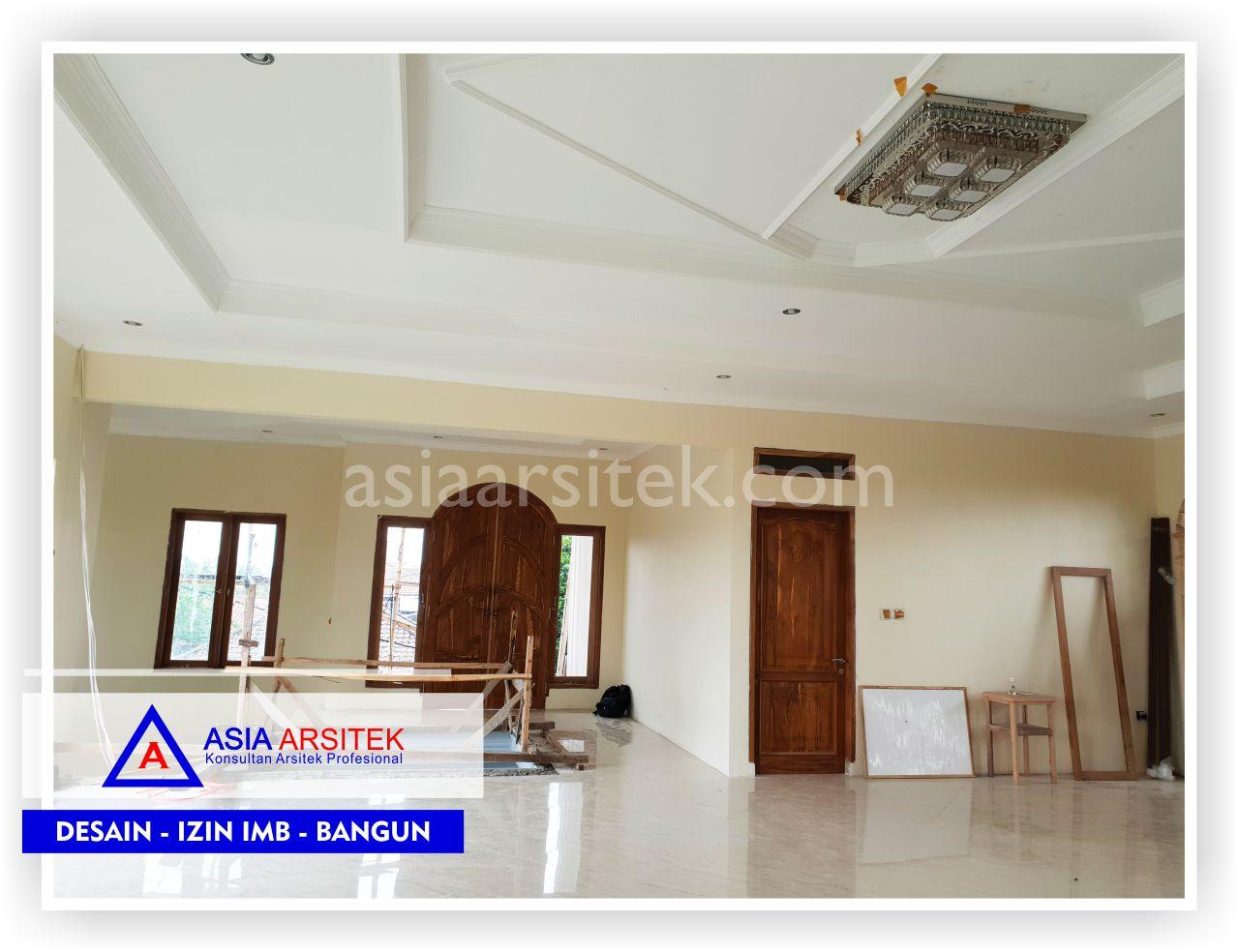 Area Interior Rumah Klasik Mewah Bu Iis - Arsitek Desain Rumah Minimalis Modern Di Bandung-Tangerang-Bogor-Bekasi-Jakarta-Jasa Konsultan Desain Arsitek Profesional (1)