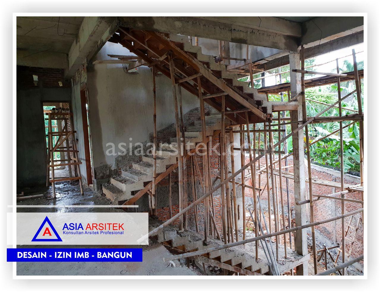 Area Tangga Villa Minimalis Bu Kartini - Arsitek Desain Rumah Minimalis Modern Di Bogor-Jakarta-Tangerang-Bekasi-Bandung-Jasa Konsultan Desain Arsitek Profesional