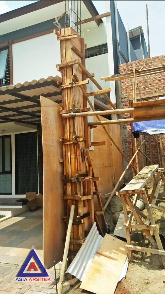 Cara Pemasangan Bekisting Kayu - Asia Arsitek