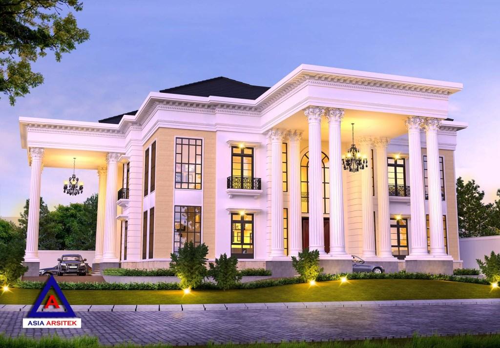 Desain Rumah Classic Klasik Mewah 14