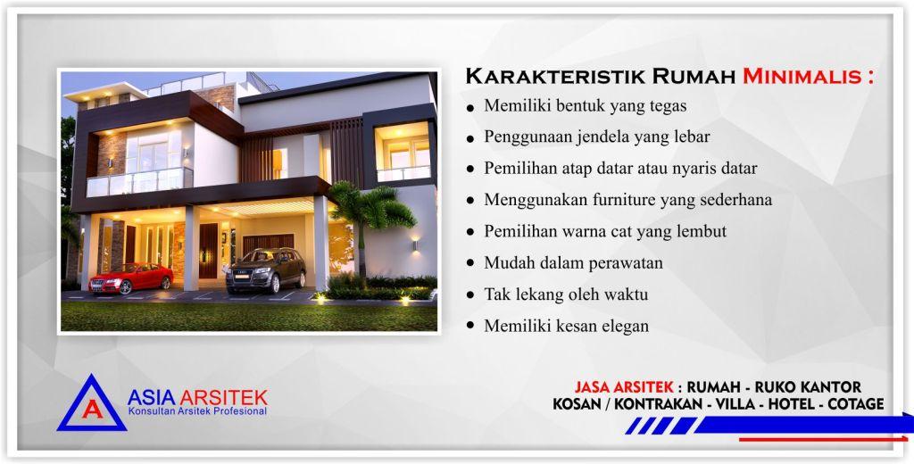 Karakteristik Rumah Bpk Ananda - Arsitek Desain Rumah Minimalis Modern Di Tangerang-Jakarta-Bogor-Bekasi-Bandung-Jasa Konsultan Desain Arsitek Profesional