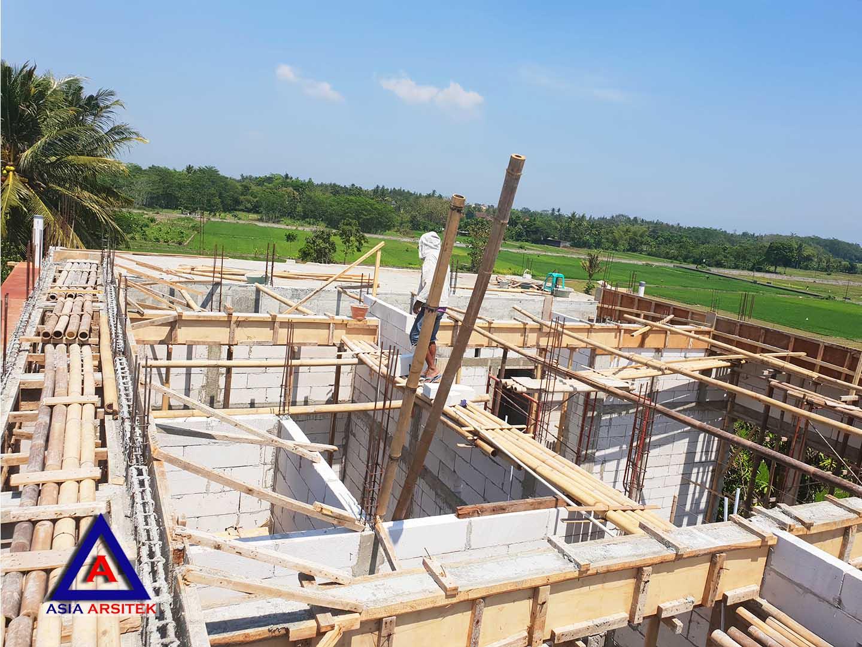 Pemasangan Bekisting Balok Jasa Desain Rumah Klasik/Classic Mewah Pak Wagiyanto Di Yogyakarta