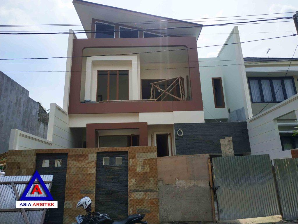 Realisasi Desain Rumah Minimalis Di Jakarta Barat Kunjungan Maret 2019